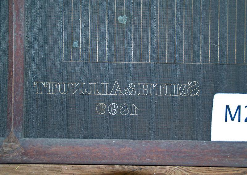 M211c Smith & Allnutt 1899 36 Ruled