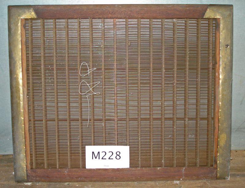 M228g - Jasper Johns Mould