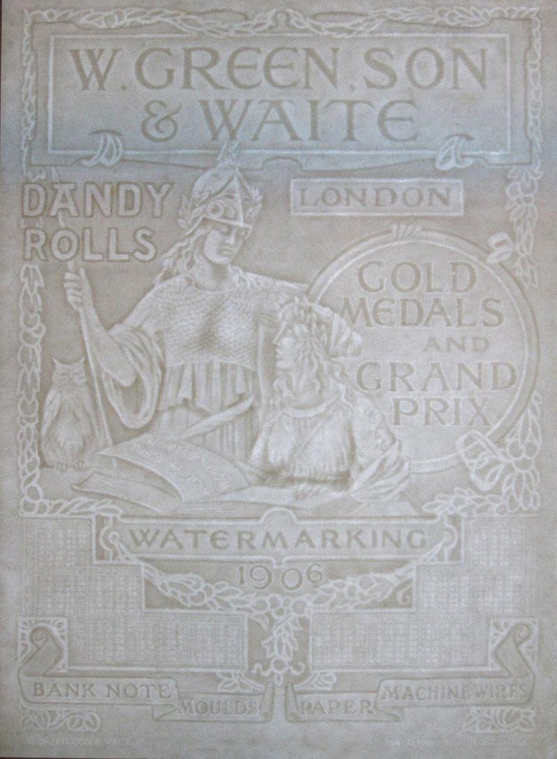 GSW watermark