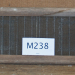 M238a Bill mould with border but no lettering