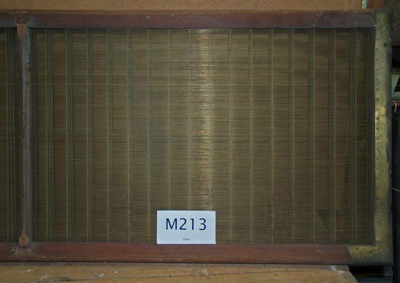 M213c Botanical device 1818