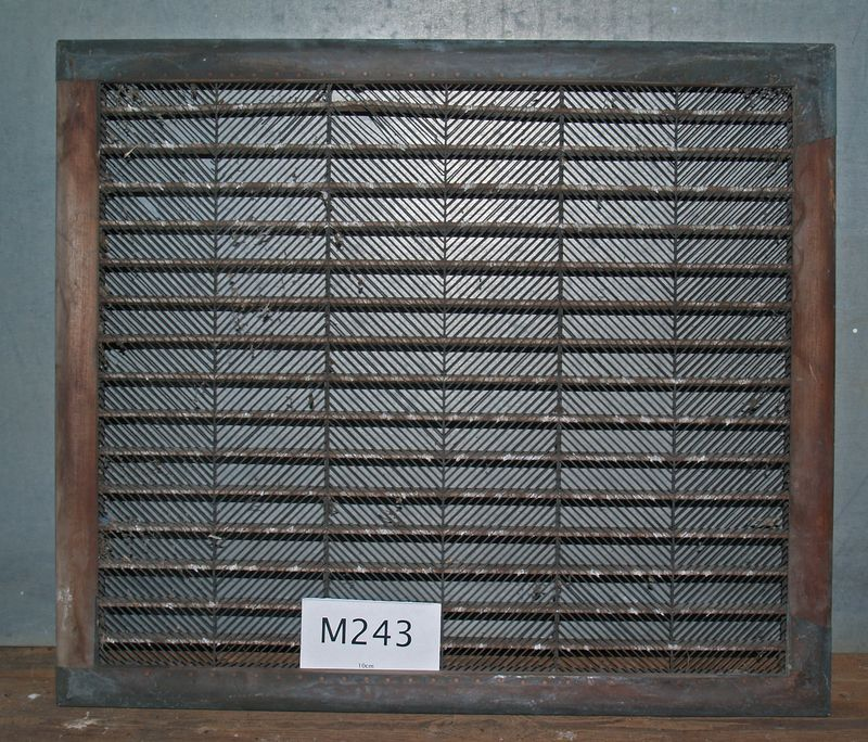 M243a Zig Zag Laid - whole mould