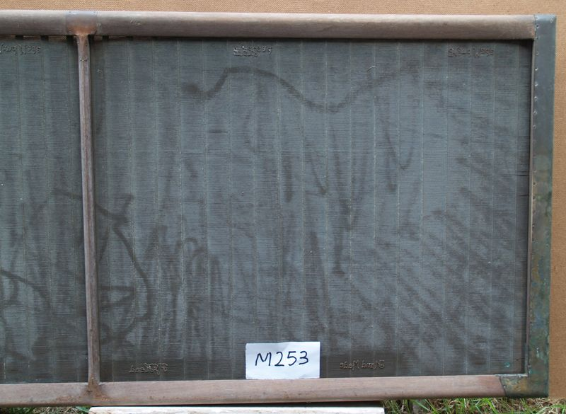 M253b F J Head Hand Made Laid Medium - single sheet