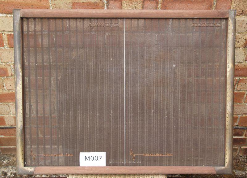 M007a Whole Mould