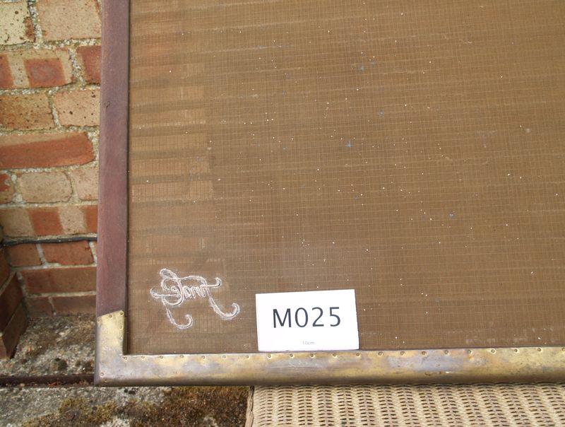 M205c Finale - one corner
