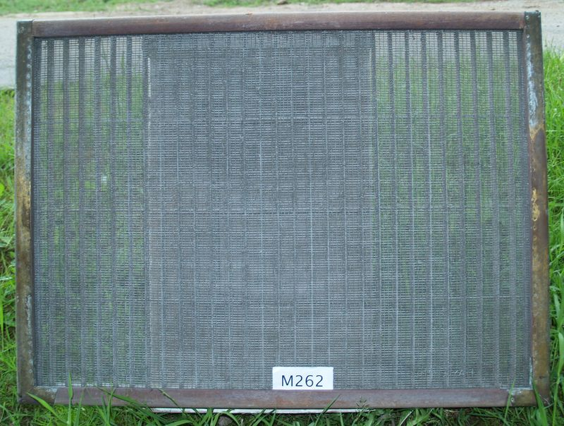 M262a Coarse wove Imperial - whole mould