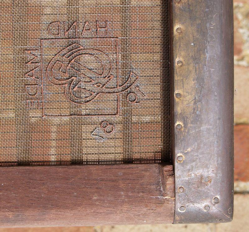 M028c BG, date, handmade