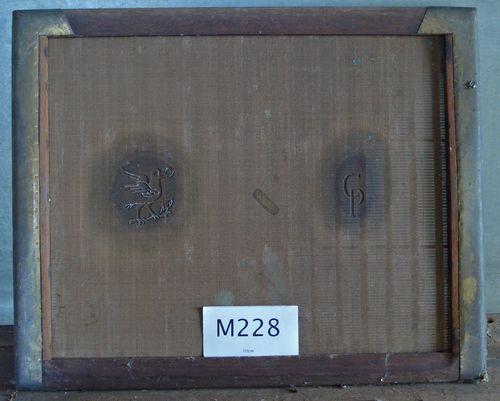 M228b - CP & Dove Mould