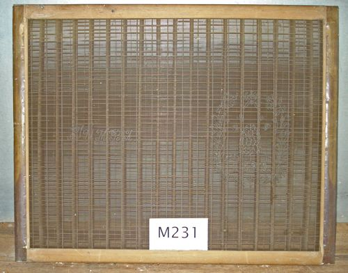M231a Whole mould light