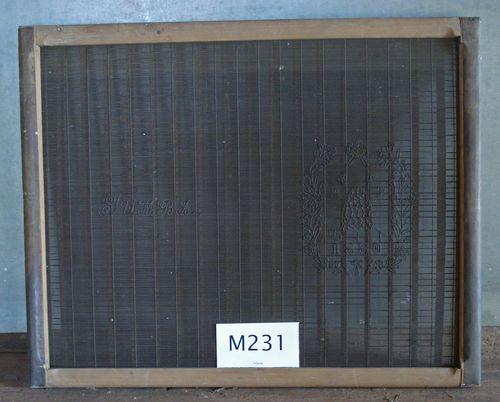 M231b Whole mould dark