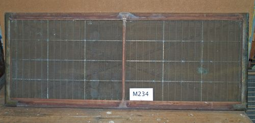 M234a Heavy card moulds