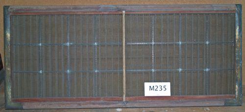 M235a Card Moulds - Full mould