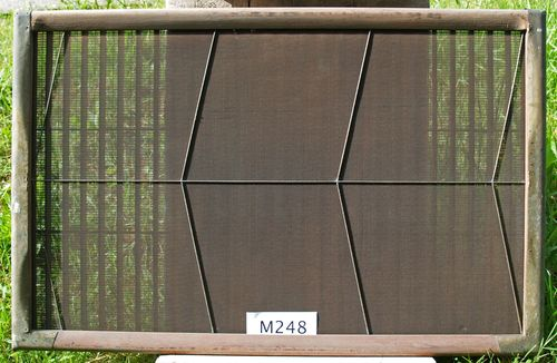 M248a Diamond Wove Envelope mould - entire