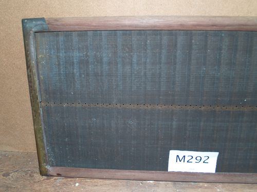 M292b Part of one mould